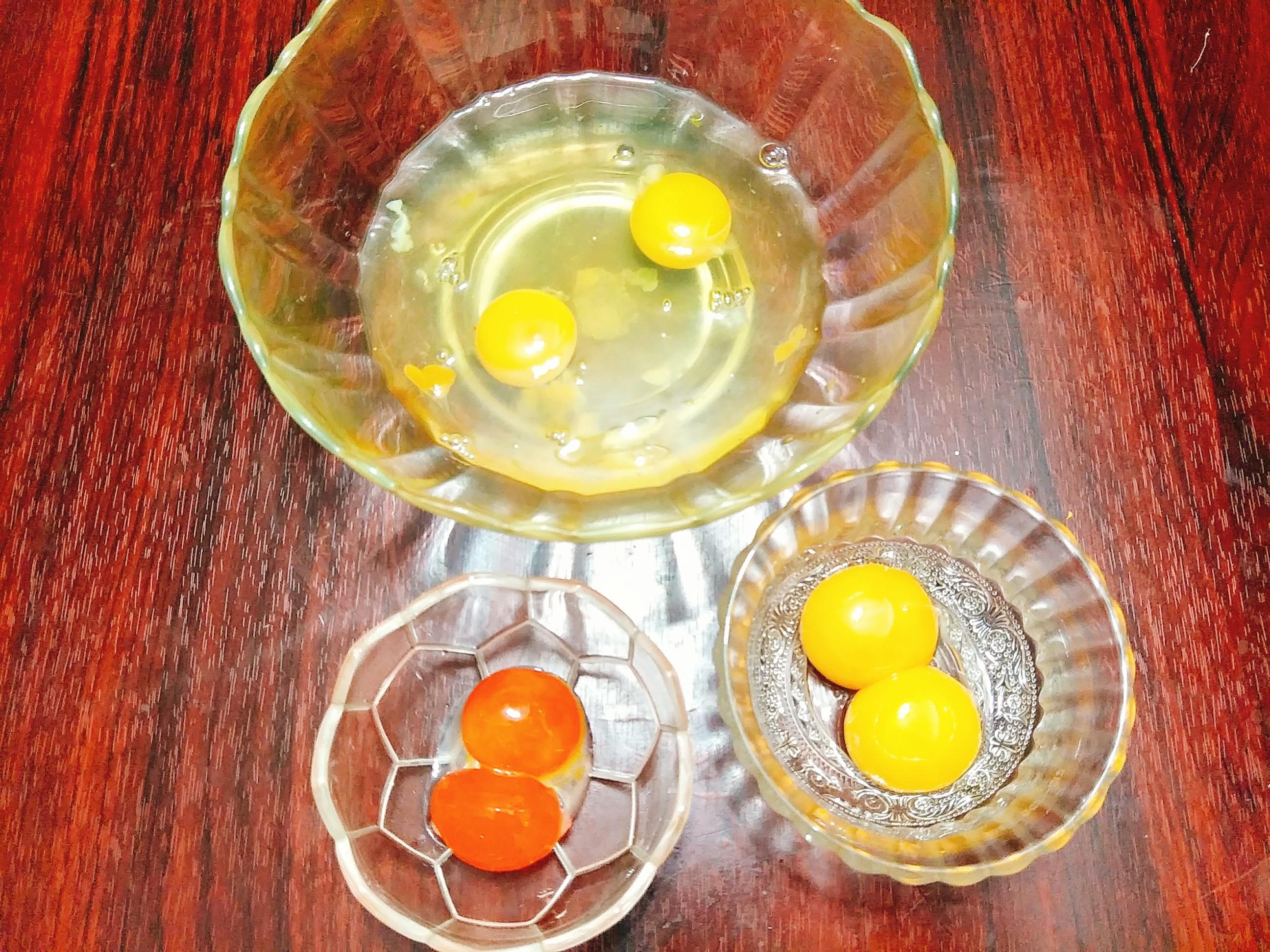 Trứng hấp tam sắc không chỉ hấp dẫn mà cực kỳ tốt cho sức khỏe - 1