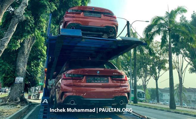 BMW 3-Series mới được bắt gặp trên xe vận chuyển tại Malaysia, dự kiến ra mắt cuối tháng này - 1