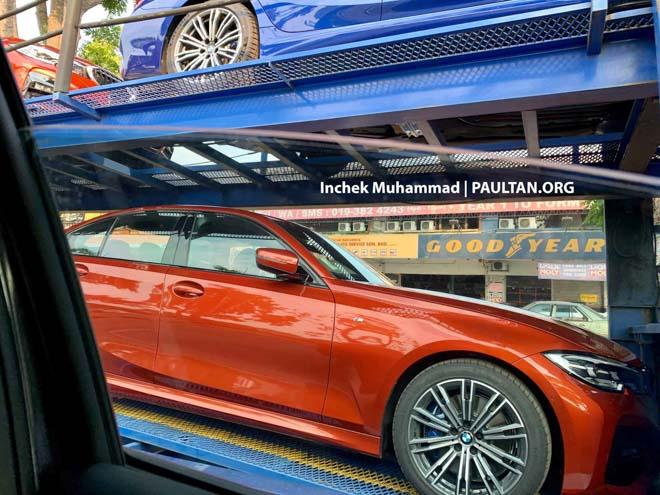 BMW 3-Series mới được bắt gặp trên xe vận chuyển tại Malaysia, dự kiến ra mắt cuối tháng này - 2