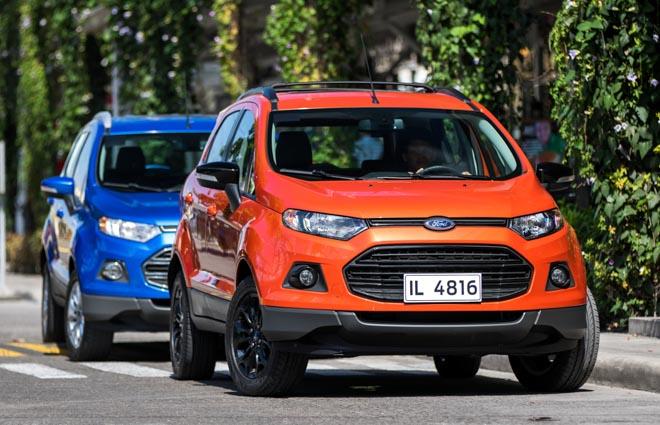 Ford khẳng định Ecosport là mẫu xe phù hợp cho mọi cung đường - 1