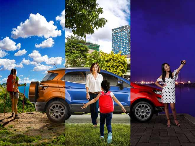 Ford khẳng định Ecosport là mẫu xe phù hợp cho mọi cung đường - 2