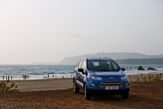 Ford khẳng định Ecosport là mẫu xe phù hợp cho mọi cung đường - 3