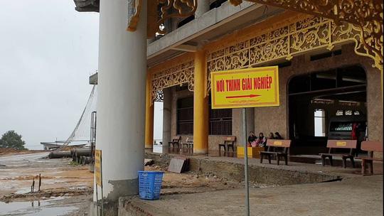 Cận cảnh nơi thỉnh vong, giải nghiệp tại chùa Ba Vàng - 3