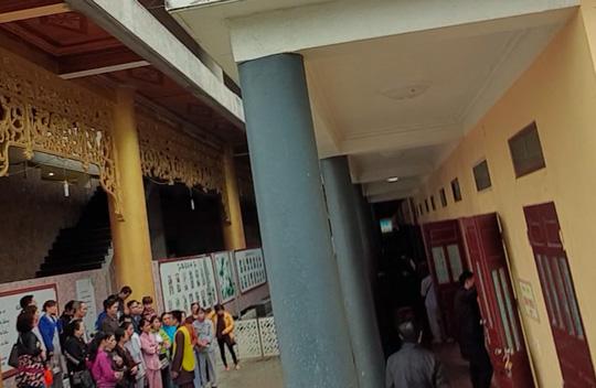 Cận cảnh nơi thỉnh vong, giải nghiệp tại chùa Ba Vàng - 5