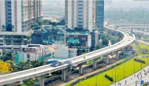 Tuyến metro số 1 Bến Thành - Suối Tiên được tạm ứng 2.150 tỷ đồng thoát cảnh đói vốn - 1