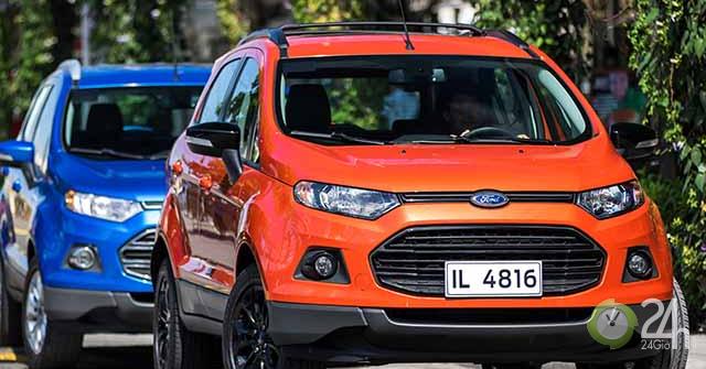 Ford khẳng định Ecosport là mẫu xe phù hợp cho mọi cung đường