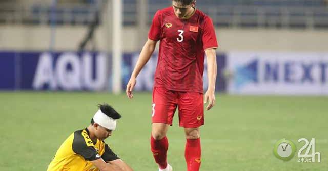 U23 Việt Nam – U23 Brunei 6-0 có phải trận đấu sốc nhất U23 châu Á?