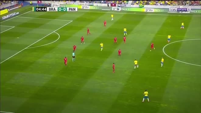 Highlight: Brazil vs Panama