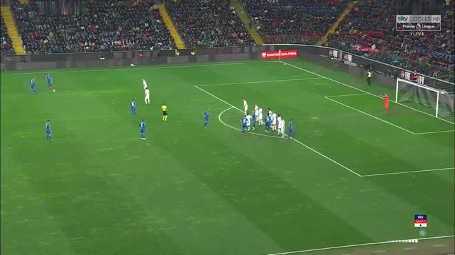 Highlight: Italia vs Phần Lan