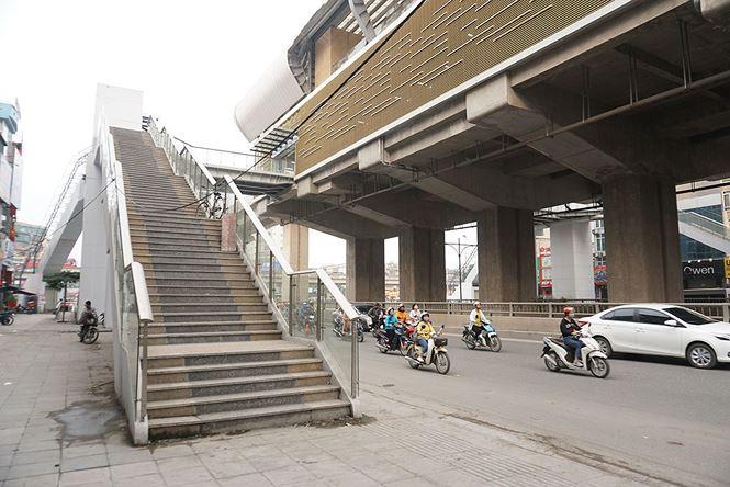 Sau nhiều lần lỡ hẹn, đường sắt Cát Linh-Hà Đông đang xây dựng thế nào? - 9