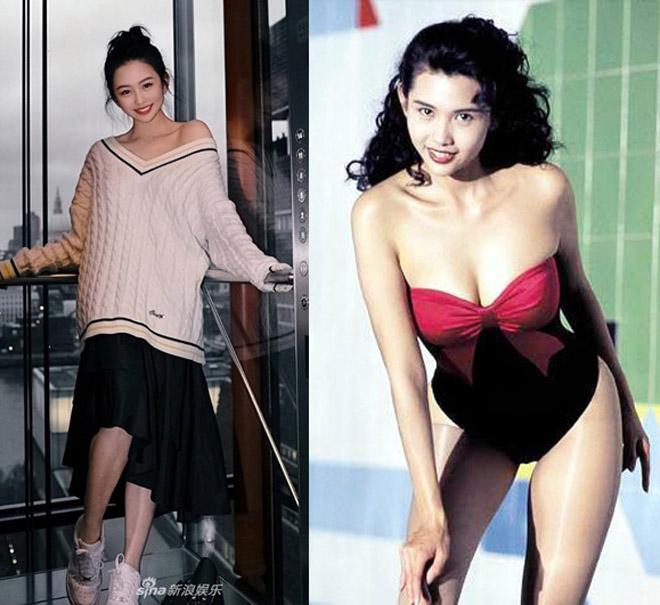 Con nữ hoàng cảnh nóng phim Châu Tinh Trì: Người mẫu đẹp như mẹ, 17 tuổi đã yêu