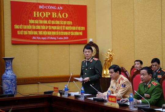 """Bộ Công an lên tiếng về vụ """"thỉnh vong báo oán"""" tại chùa Ba Vàng - 1"""