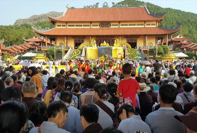 Kỷ luật trụ trì chùa Ba Vàng: Quảng Ninh chờ hướng dẫn của GHPG Việt Nam - 1
