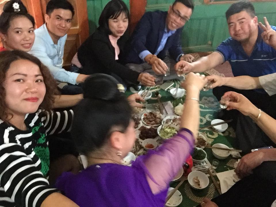Đặc sản lá ngón xào tỏi của dân tộc Thái: Đáng sợ nhưng độc nhất - 2