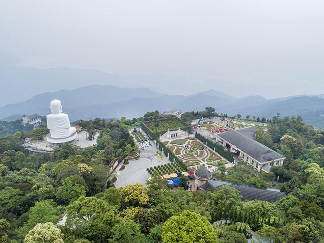 10 năm và sự thay đổi ngoạn mục của đỉnh Núi Chúa - 3