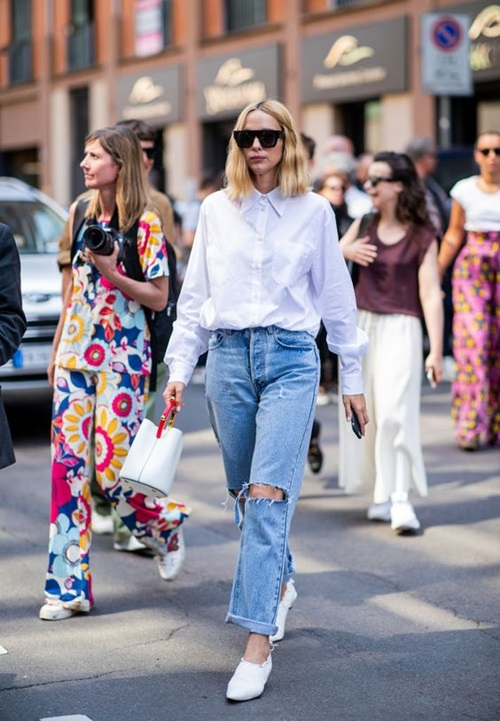 10 món thời trang cơ bản quý cô cần sở hữu trong đời - 10