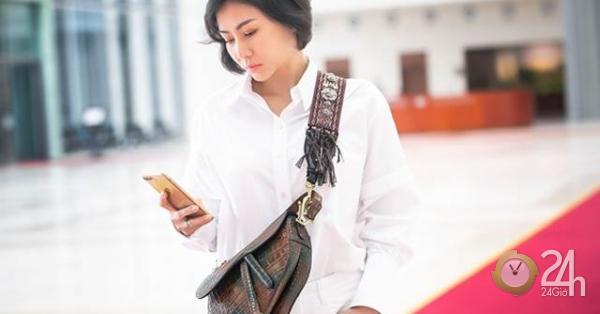 Thu Minh gây choáng khi sở hữu chiếc túi cả thế giới chỉ có 3 cái