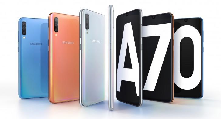 Galaxy A70 ra mắt với nhiều tính năng khủng sẽ khiến các đối thủ 'tắt điện'? - 1