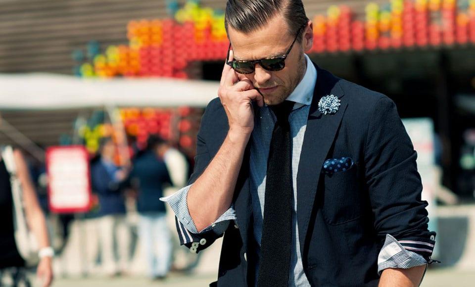 """Cách đàn ông mặc sành điệu theo kiểu """"không cần cố gắng"""" - 5"""