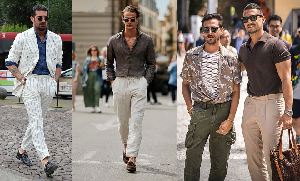 """Cách đàn ông mặc sành điệu theo kiểu """"không cần cố gắng"""" - 2"""