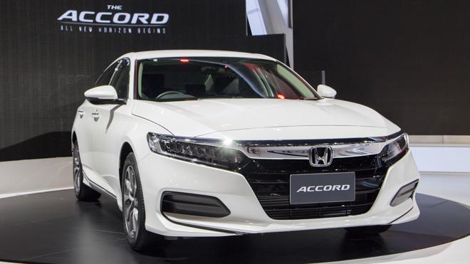 Honda Accord 2019 thế hệ mới ra mắt với giá bán từ 1,1 tỷ đồng, dự kiến về Việt Nam trong năm nay - 2
