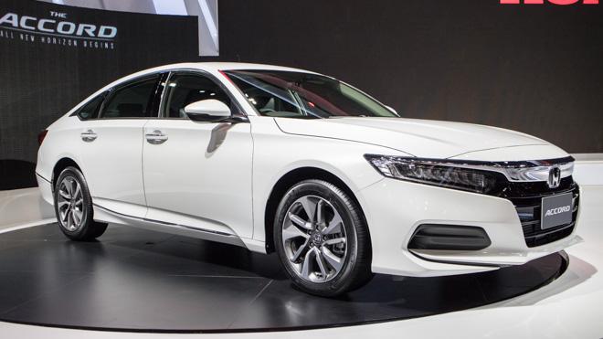 Honda Accord 2019 thế hệ mới ra mắt với giá bán từ 1,1 tỷ đồng, dự kiến về Việt Nam trong năm nay - 1