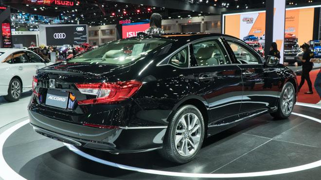 Honda Accord 2019 thế hệ mới ra mắt với giá bán từ 1,1 tỷ đồng, dự kiến về Việt Nam trong năm nay - 4