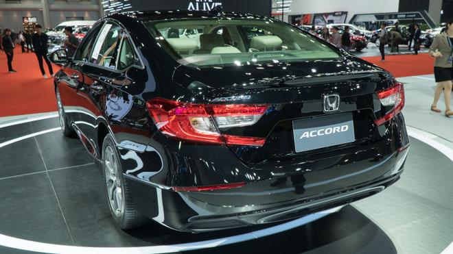 Honda Accord 2019 thế hệ mới ra mắt với giá bán từ 1,1 tỷ đồng, dự kiến về Việt Nam trong năm nay - 6