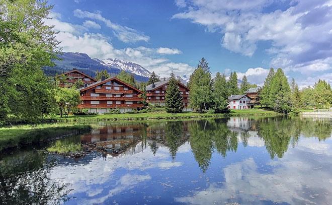 """DamevA Residences: """"Làng Thụy Sĩ"""" bên hồ, giấc mơ của người yêu thiên nhiên - 1"""