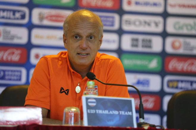 Thái Lan thua đau U23 VN: Đối thủ ngỡ ngàng nhưng không phục thầy Park - 1
