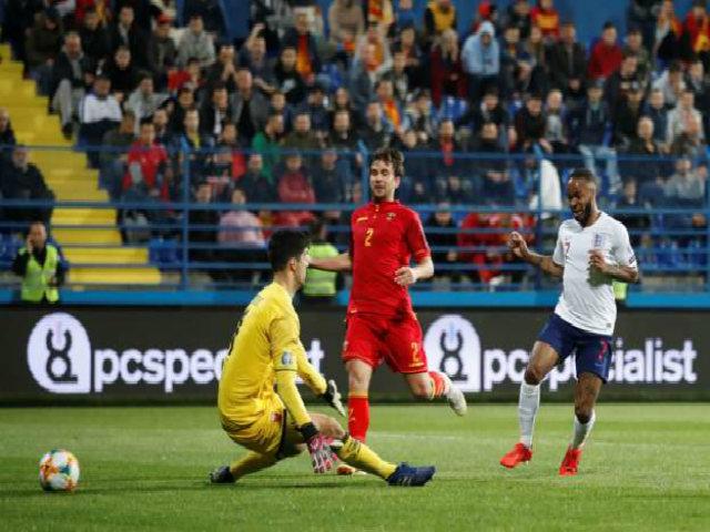Montenegro - Anh: Đỉnh cao ngược dòng, 6 bàn tưng bừng