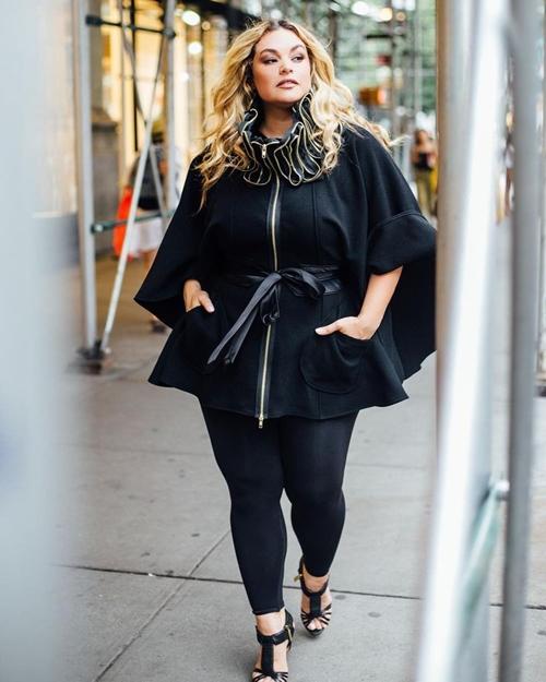 5 bí quyết thời trang sống còn cho nàng béo - 6