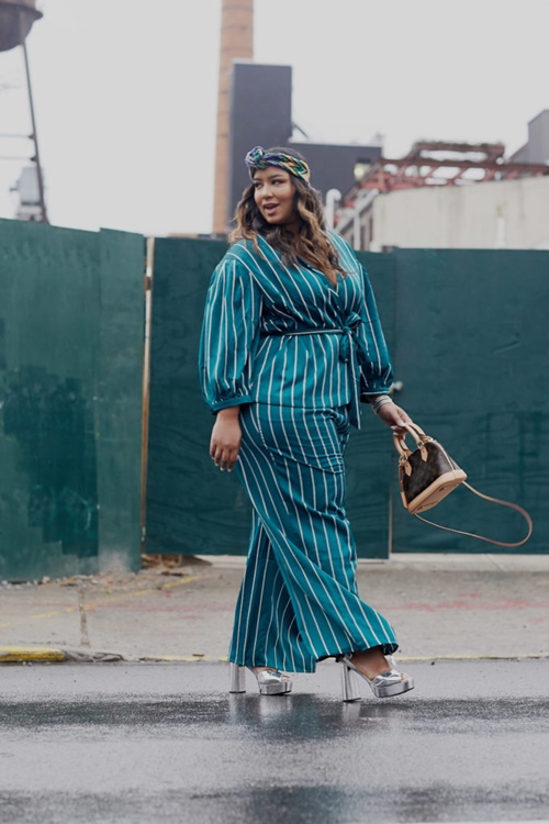 5 bí quyết thời trang sống còn cho nàng béo - 3