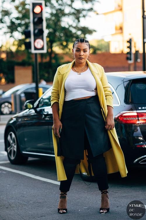 5 bí quyết thời trang sống còn cho nàng béo - 2