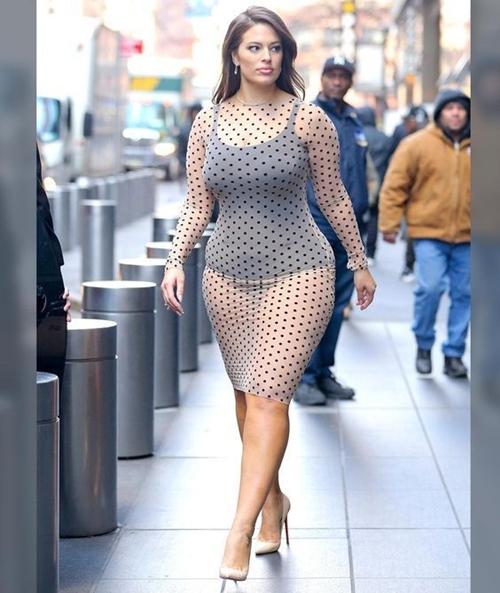 5 bí quyết thời trang sống còn cho nàng béo - 8