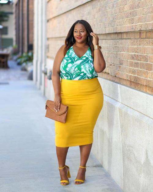 5 bí quyết thời trang sống còn cho nàng béo - 11