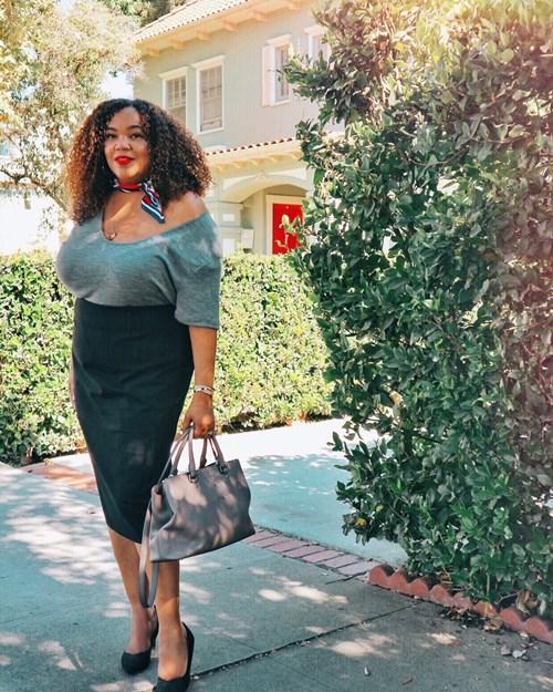 5 bí quyết thời trang sống còn cho nàng béo - 10