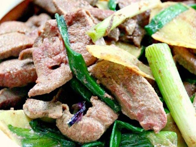 Thịt bò, thịt lợn rất tốt nhưng nên tránh ăn những bộ phận sau - 1