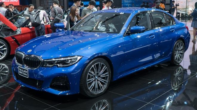 Cận cảnh BMW 3-Series G20 và BMW Z4 thế hệ mới vừa ra mắt tại Thái Lan - 1