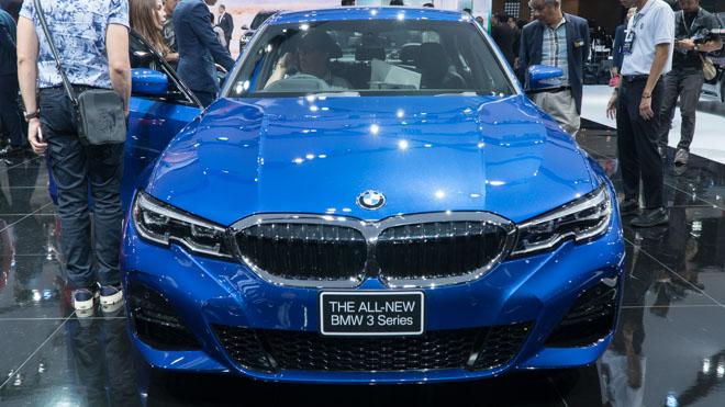 Cận cảnh BMW 3-Series G20 và BMW Z4 thế hệ mới vừa ra mắt tại Thái Lan - 3