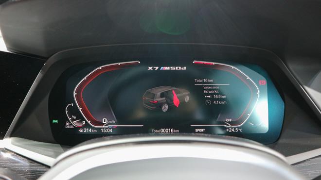 """""""Khủng long"""" BMW X7 chào sân Đông Nam Á với giá bán từ 6,5 tỷ đồng - 13"""