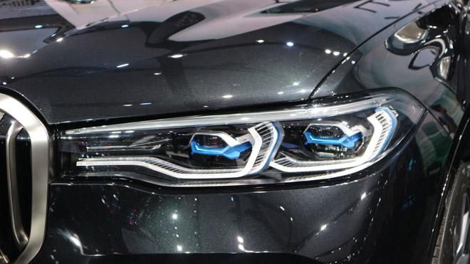 """""""Khủng long"""" BMW X7 chào sân Đông Nam Á với giá bán từ 6,5 tỷ đồng - 6"""