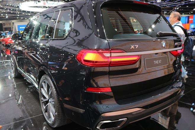 """""""Khủng long"""" BMW X7 chào sân Đông Nam Á với giá bán từ 6,5 tỷ đồng - 3"""