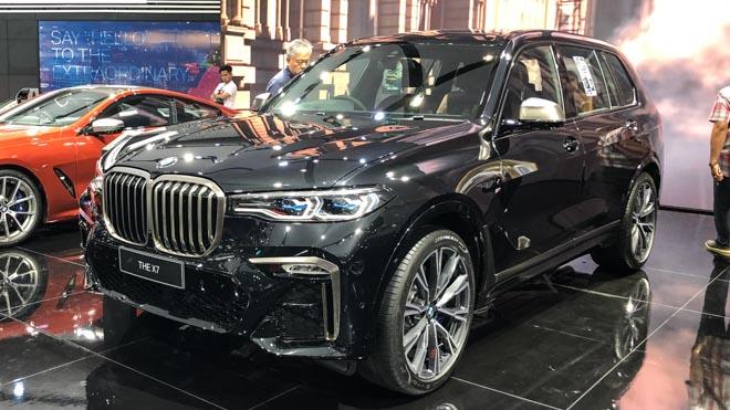"""""""Khủng long"""" BMW X7 chào sân Đông Nam Á với giá bán từ 6,5 tỷ đồng - 1"""