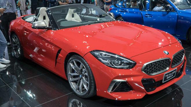 Cận cảnh BMW 3-Series G20 và BMW Z4 thế hệ mới vừa ra mắt tại Thái Lan - 8