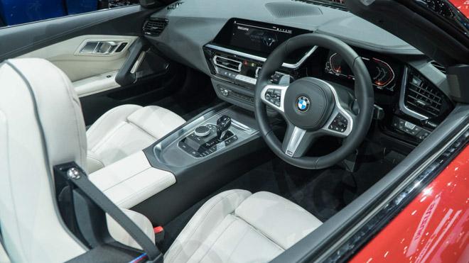 Cận cảnh BMW 3-Series G20 và BMW Z4 thế hệ mới vừa ra mắt tại Thái Lan - 10