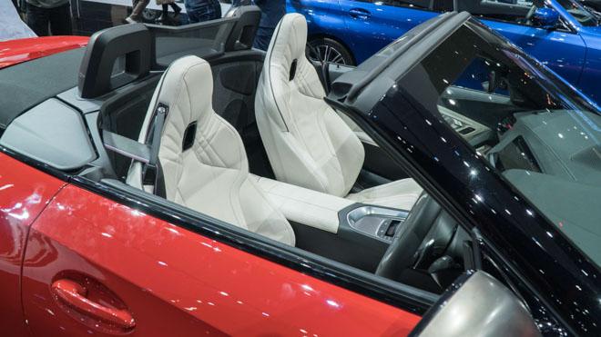 Cận cảnh BMW 3-Series G20 và BMW Z4 thế hệ mới vừa ra mắt tại Thái Lan - 11