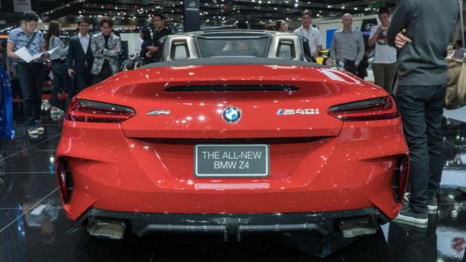 Cận cảnh BMW 3-Series G20 và BMW Z4 thế hệ mới vừa ra mắt tại Thái Lan - 9