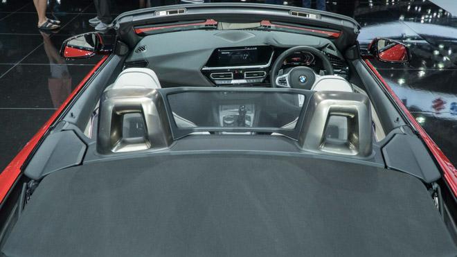 Cận cảnh BMW 3-Series G20 và BMW Z4 thế hệ mới vừa ra mắt tại Thái Lan - 12