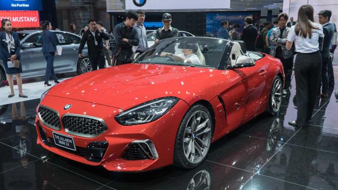 Cận cảnh BMW 3-Series G20 và BMW Z4 thế hệ mới vừa ra mắt tại Thái Lan - 14